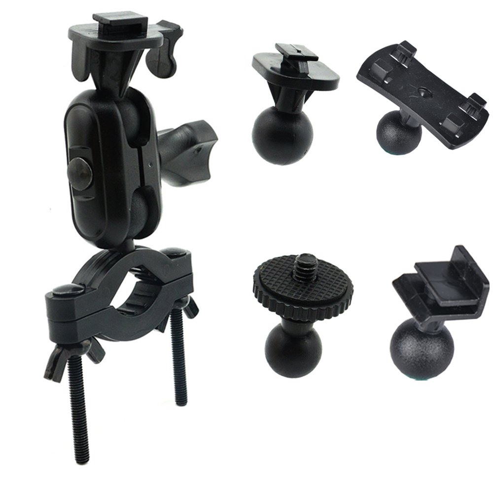 Car rearview mirror mount holder car reviews - Myarmor Ultimate Dash Cam Mirror Mount Kit Car Rear View Mirror Mount Holder With 5 Types Adapter For Driving Dvr Camera Camcorder Bicycle Brackets For