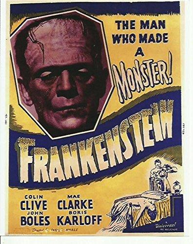 frankenstein-8x10-photo-of-poster-with-boris-karloff