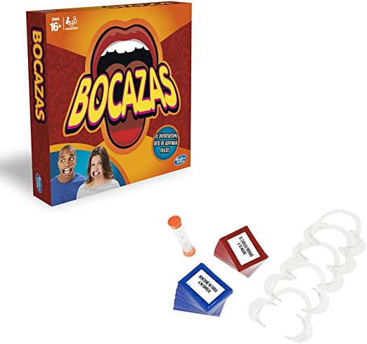 Hasbro Gaming- Juego, Multicolor, Miscelanea (C2018105): Amazon.es: Juguetes y juegos
