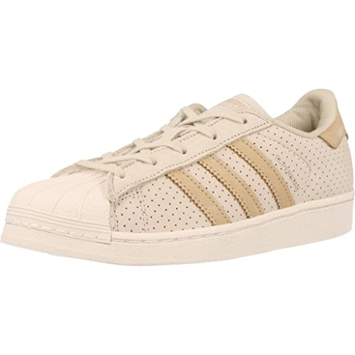 Zapatillas para niña, Color Beige, Marca ADIDAS ORIGINALS, Modelo Zapatillas para Niña ADIDAS ORIGINALS Superstar Fashion Beige: Amazon.es: Zapatos y ...