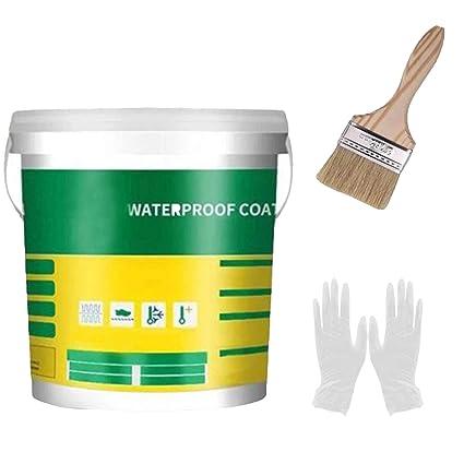 Super Strong Innovative Transparent Waterproof Glue Sealer Mighty Paste, Mighty Sealant Spray, Waterproof Leak-Trapping Repair Mighty Sealant: Amazon.com: Industrial & Scientific