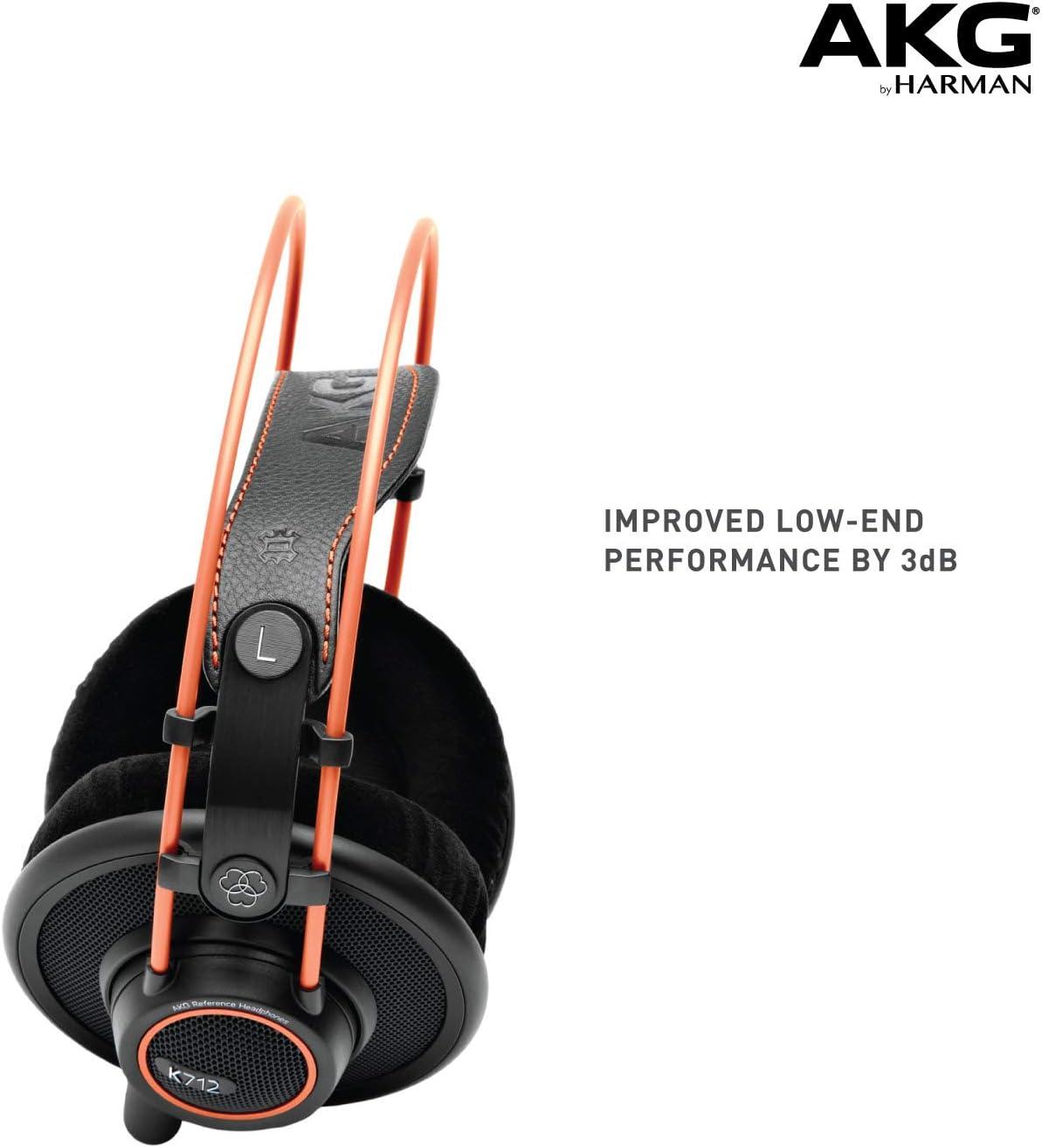AKG K245 Open Back Auriculares plegables de espalda abierta