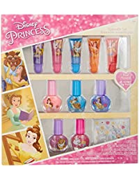 Disney's Princess Beauty and the Beast Cosmetic Set with...