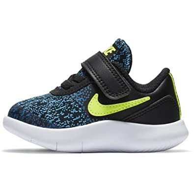 competitive price d5731 b0ee5 Nike Flex Contact (TDV) Toddler 917935-005 Black Size 10 M US