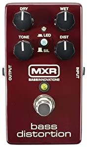 MXR Bass Distortion M85