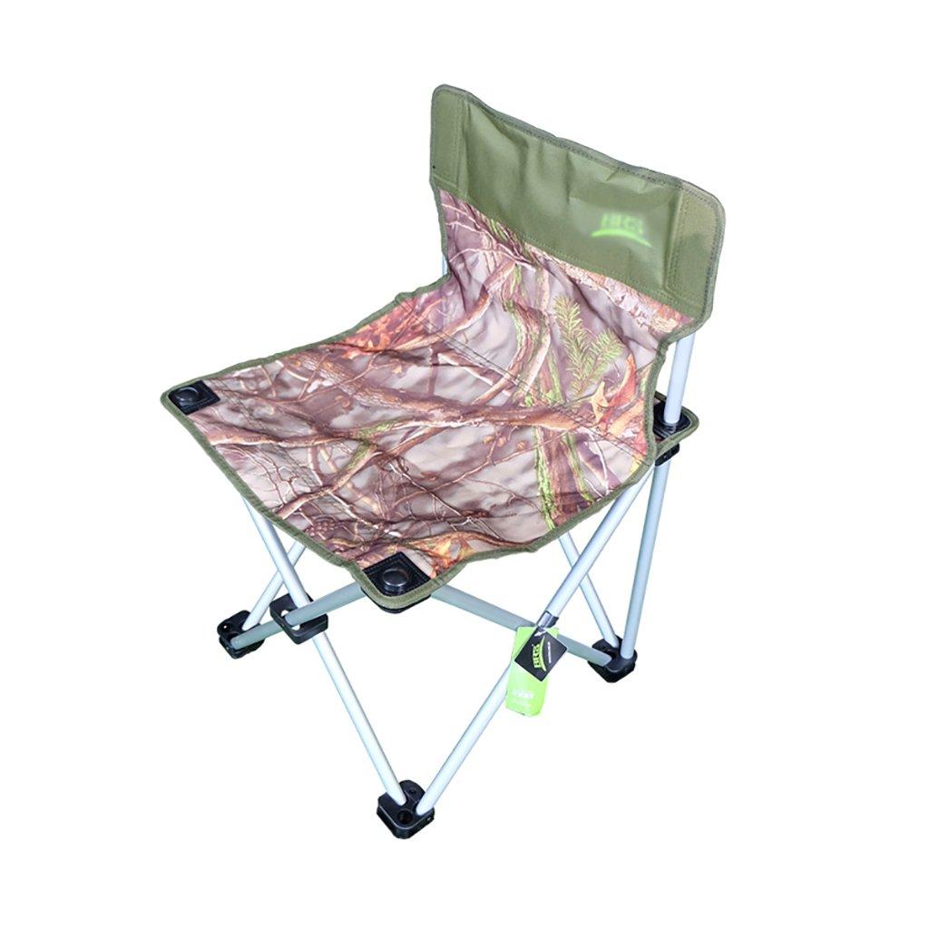Y HWZDY Camping klappstuhl Camping Stuhl/Outdoor Klappstuhl, Angeln Freizeit Stuhl, Atmungsaktive Feste Portable Beach Chair,