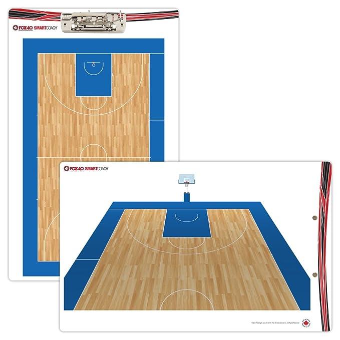 Fox 40 Tableau 3d de entraîneurs pour le basket: Amazon.es ...