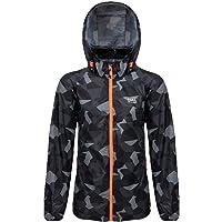 Mac in a Sac Unisex Neon Waterproof Packable Jacket