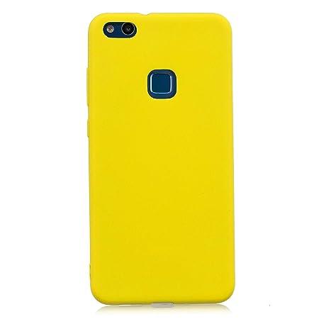YFXP Funda para Huawei P10 Lite - Carcasa de TPU Teléfono Móvil ...