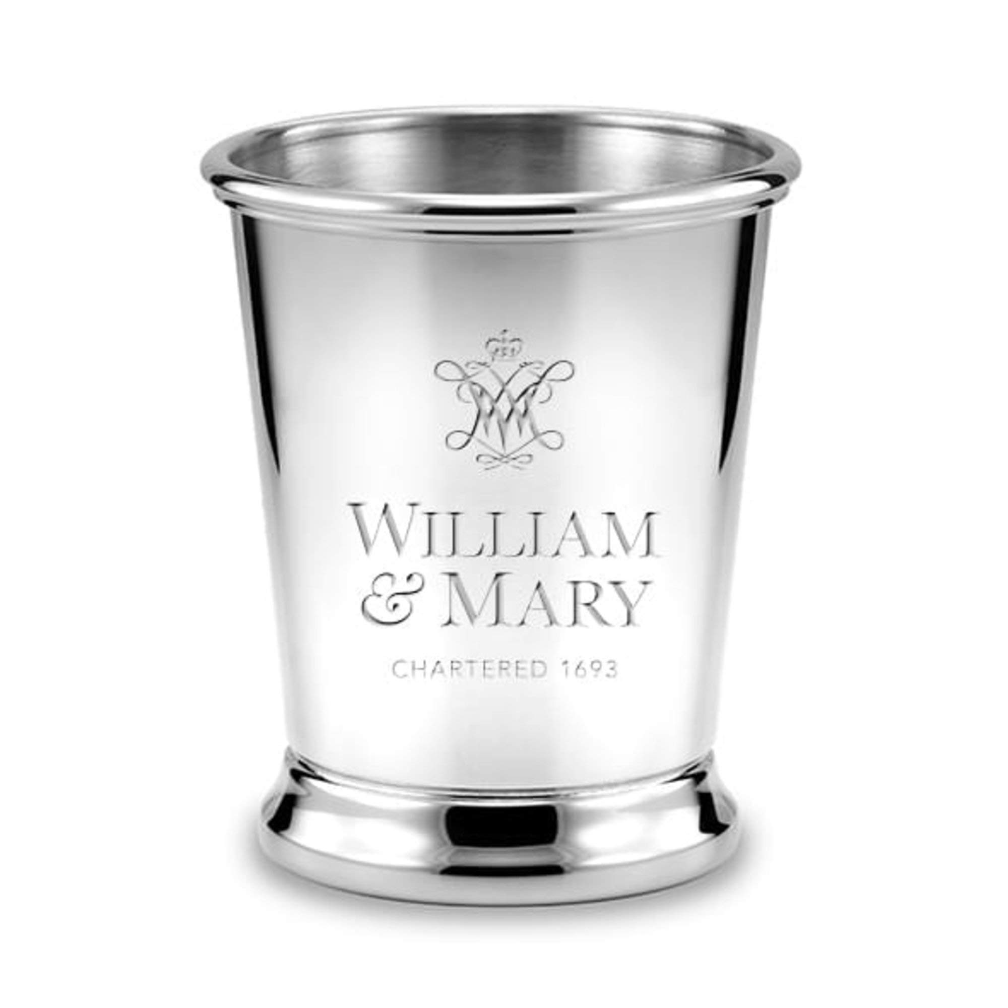 M. LA HART William & Mary Pewter Julep Cup