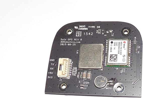 3DR Solo Drone GPS Circuit Board Unit