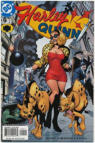 Harley Quinn (DC Comic #9) August 2001]()