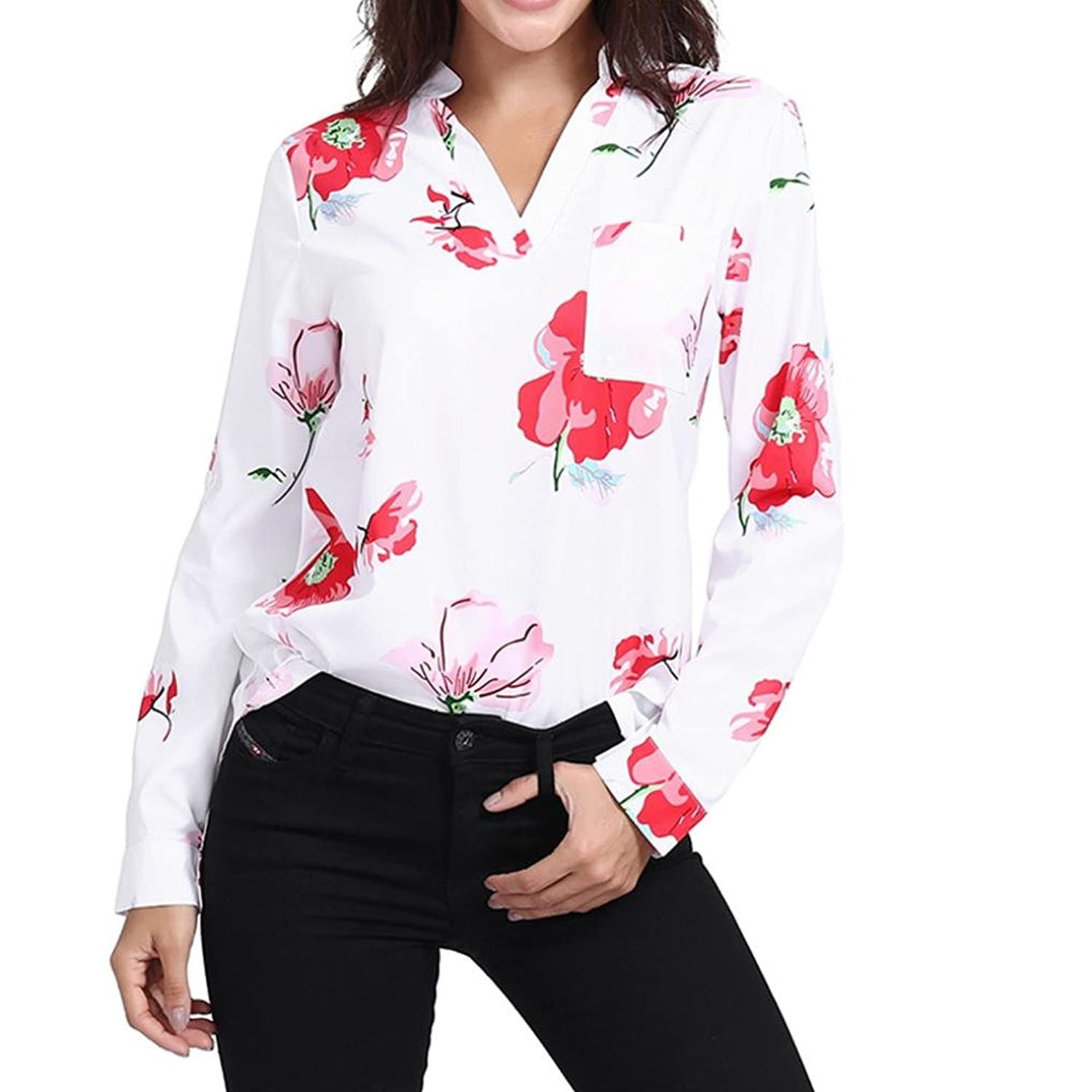 2019 Summer Short Sleeve Hollow Out Lace Deco Women Cotton Shirts Fashion Women Short Sleeve Cotton Blouses Office Tops Complete In Specifications Women's Clothing