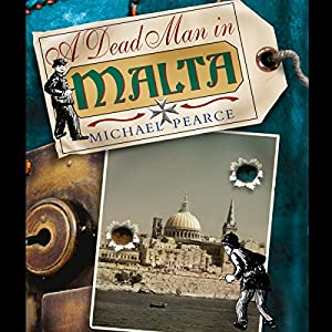 A Dead Man in Malta Audiobook