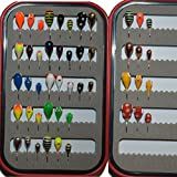 48 Piece Tungsten Ice Jig Kit