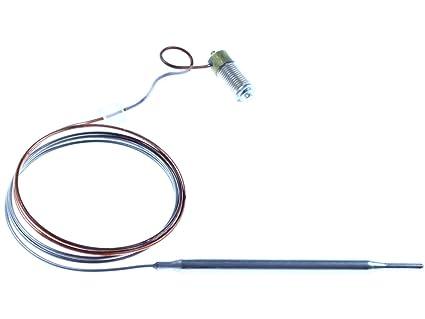 Minist 710 A3 110 – 190 °C Gas Sensor de temperatura termostato para freidoras
