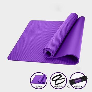 Alfombra De Yoga Gruesa Avanzada Ultra-Grueso Deportes Yoga ...