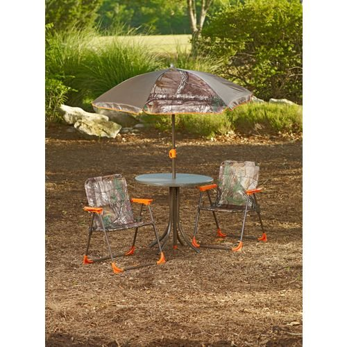 Mosaic Kids' Realtree Xtra® Camo 4-piece Patio Set