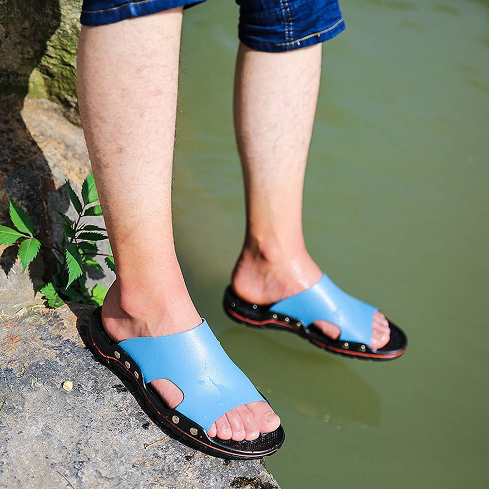 Femaroly , Herren Sandalen, Größe: Blau - blau - Größe: Sandalen, 39 - 01997f