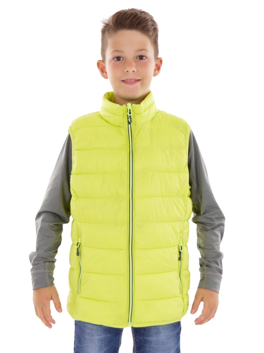 Boy Vest Fix Hood CMP