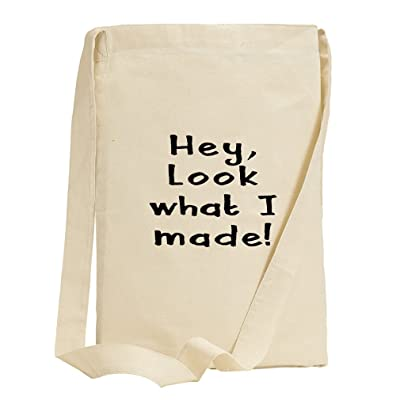 697b22a96198 outlet Hey Look What I Made Canvas Sling Tote Bag - products.asepsis ...