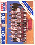 img - for New York Knickerbockers 1988-89 Illustrated (Special Edition) Vol. XLIII, No. 3 book / textbook / text book
