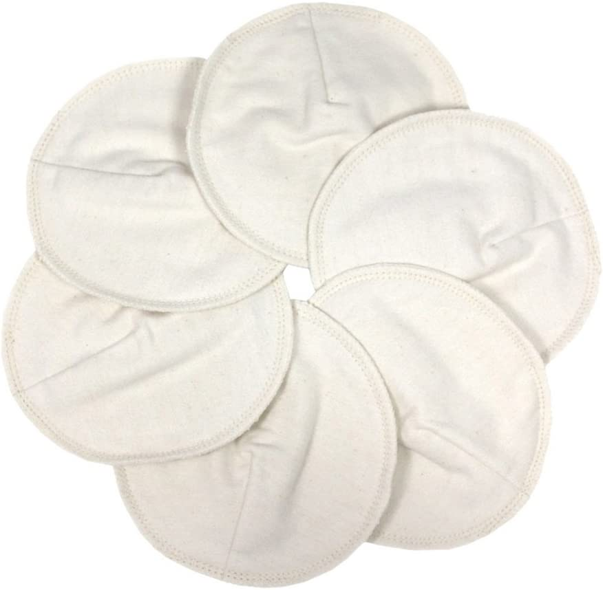 IMSE VIMSE Discos Lactancia Algodón Orgánico (6uds.) (Natural ...
