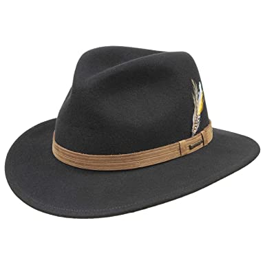 ee9bd2e90ae Clemson VitaFelt Hat Stetson outdoor hats wool felt hats (L 58-59 ...