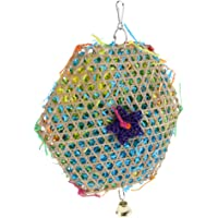 Baosity Parakeet Parrotlet Macaw African Grey Lovebird Foraging Drawing Toy Cage Decorations