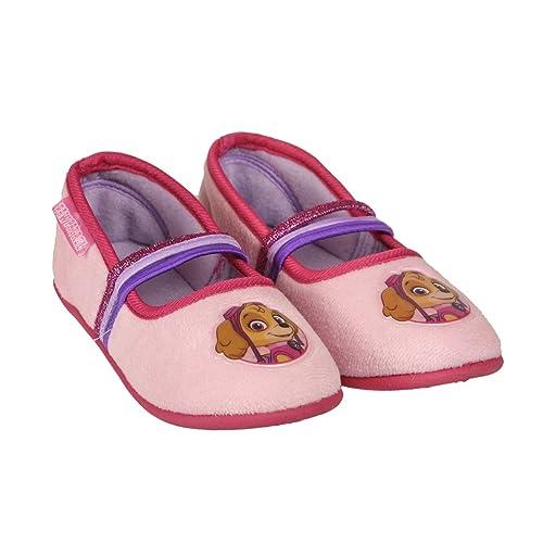 141e1df61939f Zapatillas Bailarina Paw Patrol niña Rosa  Amazon.es  Zapatos y complementos