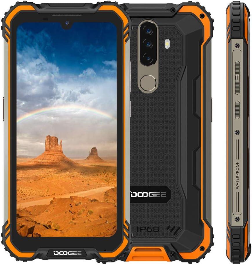 DOOGEE S58 Pro IP68 impermeable Smartphone, 5.71