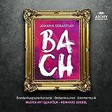 Johann Sebastian Bach Brandenburg Ctos/Orchestral Suites/Chamber Music [13 CD]