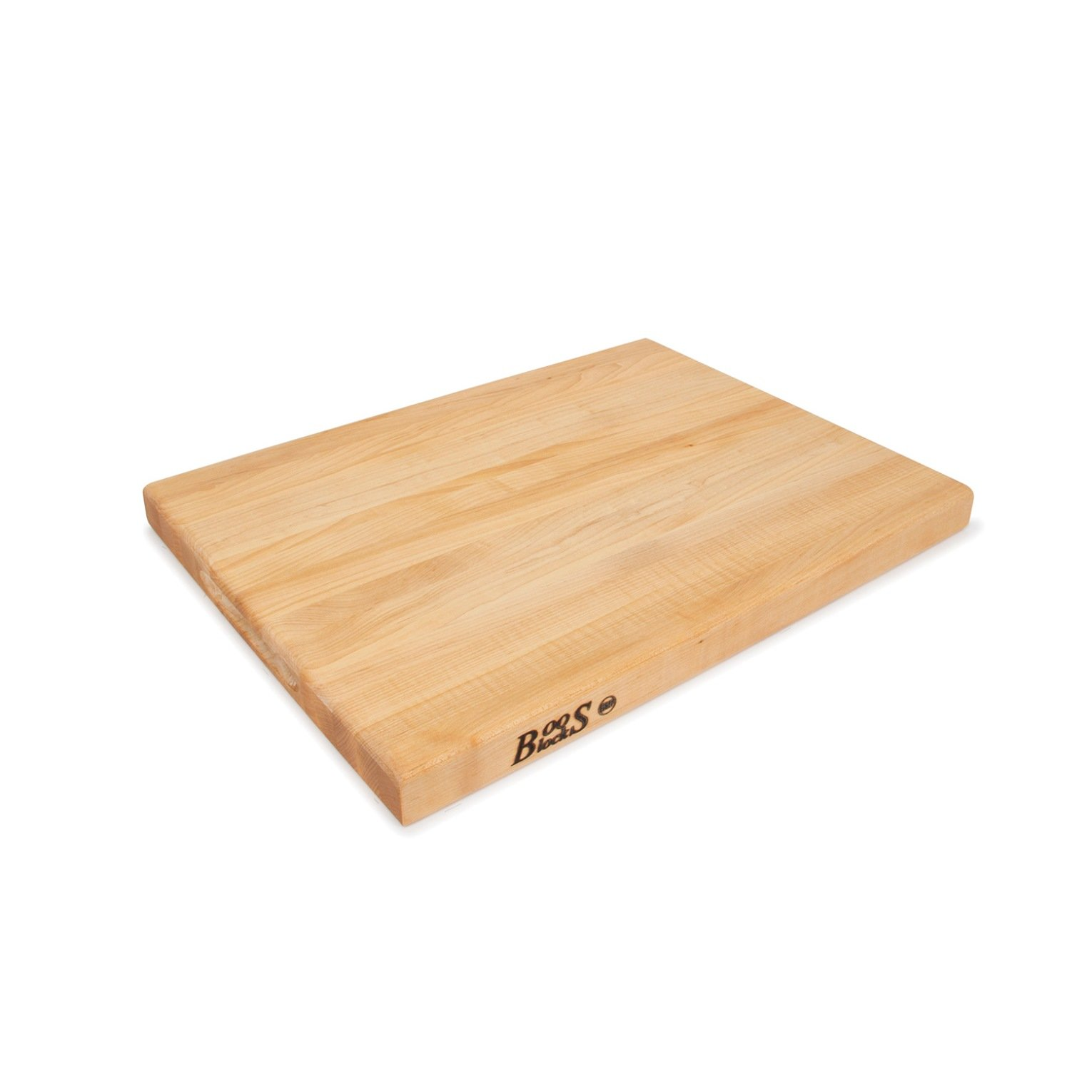 John Boos R03 Maple Wood Edge Grain Reversible Cutting Board, 20 Inches x 15 Inches x 1.5 Inches