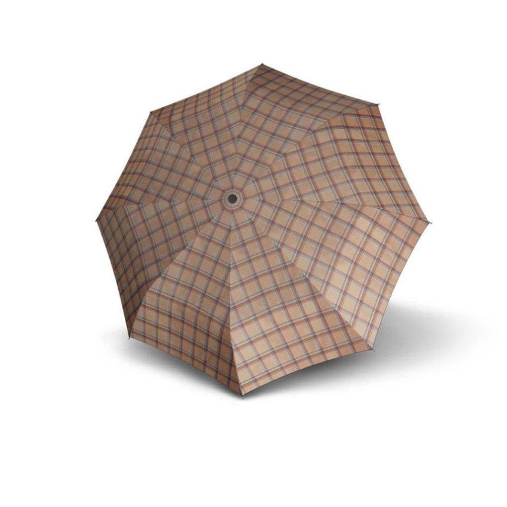 Paraguas mini de cuadros clásicos doppler carbonsteel: Amazon.es: Deportes y aire libre