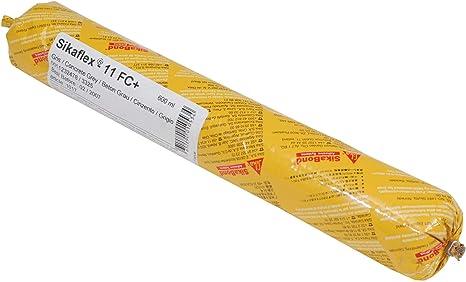 Sikaflex 11 FC+, Adhesivo multiusos y sellador de juntas elástico, Blanco, 600ml: Amazon.es: Bricolaje y herramientas