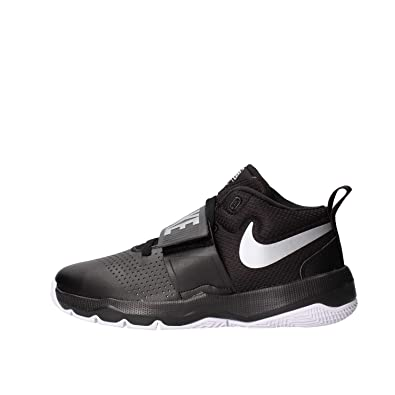 free shipping 6cb08 d9002 NIKE Team Hustle D 8 (GS), Chaussures de Basketball garçon