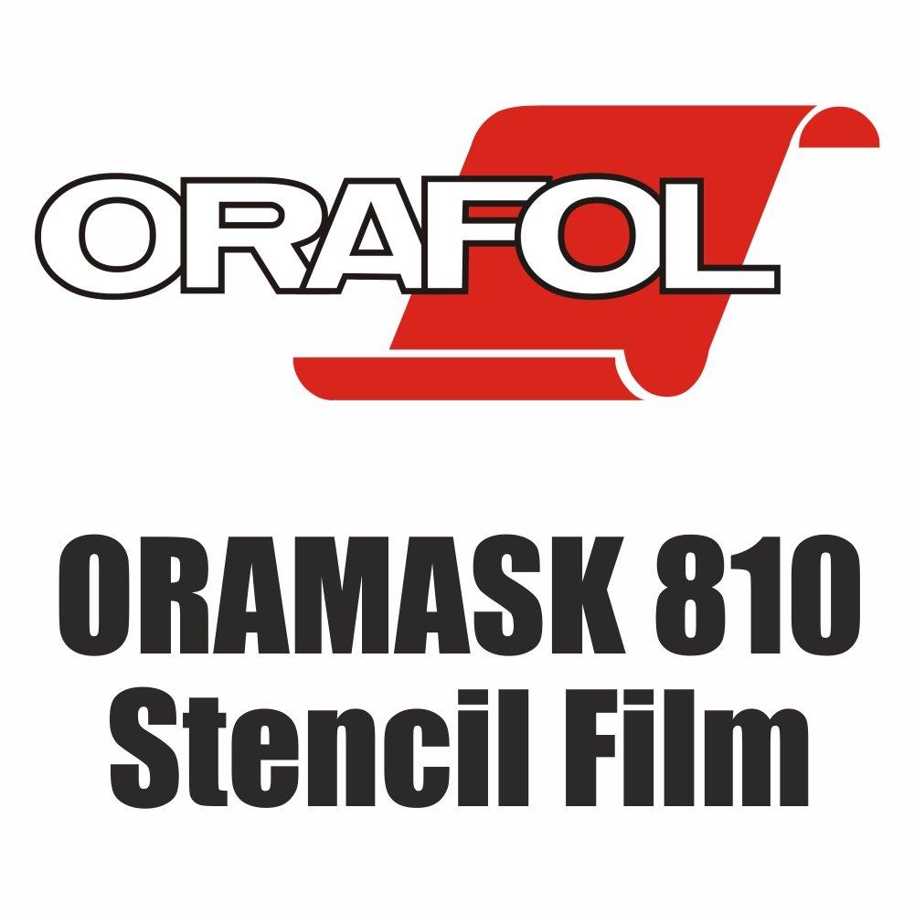 Airbrush Schablonen Maskier Folie ORAMASK 810 63cm x 5m