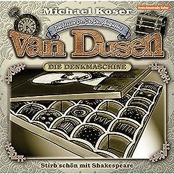 Stirb schön mit Shakespeare (Professor van Dusen 5)