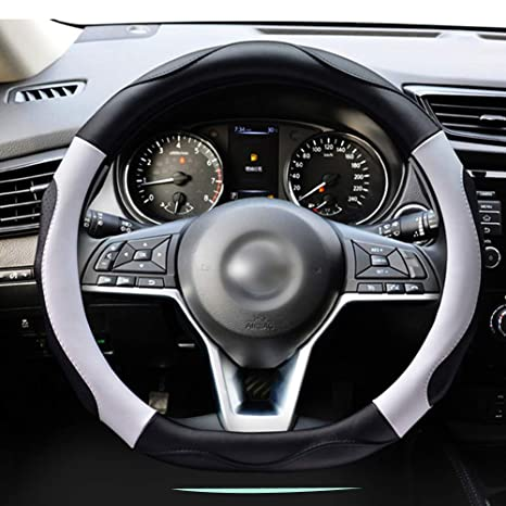 Amazon.com: D Steering Wheel Cover - Fit D Shaped Steering Wheel Cover 14.5