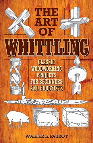 Thimble Wood (The Art of Whittling: Classic Woodworking Projects for Beginners and Hobbyists)