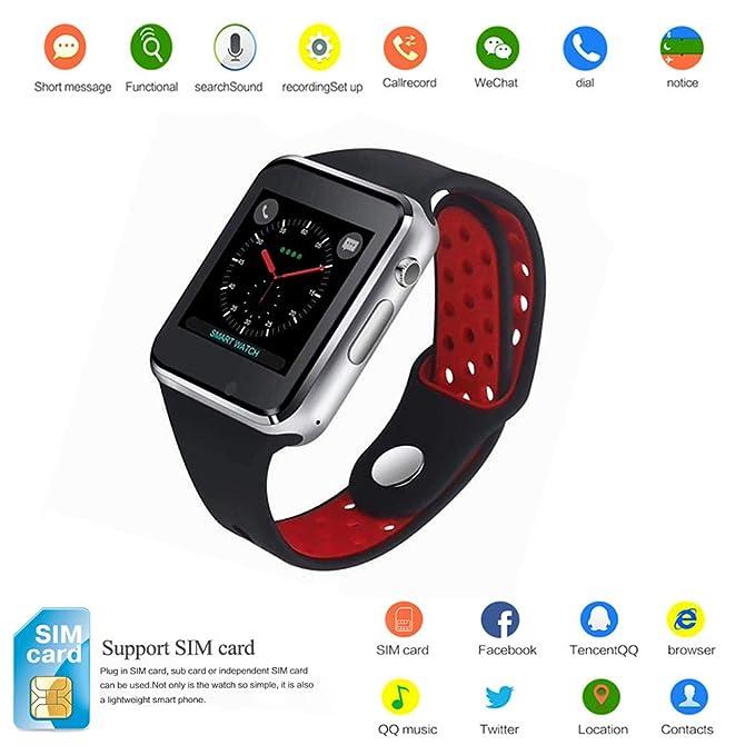 Amazon.com  Smart Watch b7c4c52fa3