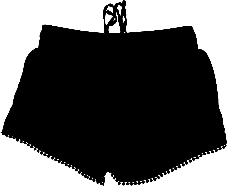 Eight2Nine Damen Short Jeansshort Sweat Jeans Bermuda 5 Pocket by URS