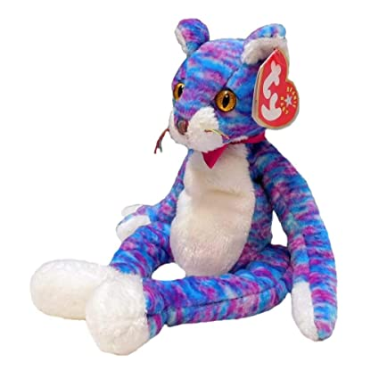 ec7447c61bc Image Unavailable. Image not available for. Color  Ty Beanie Babies - Kooky  the Cat
