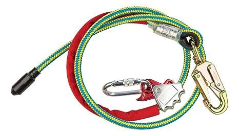 Halteseil 1,6m Verbindungsseil Fallschutz Absturzsicherung Baumpflege Seil
