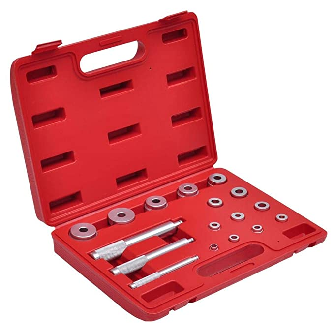 Amazon.com: SKB family 17-Piece Bushing Driver Set (Metric), Magnesium Aluminum with Silicon Alloy: Kitchen & Dining