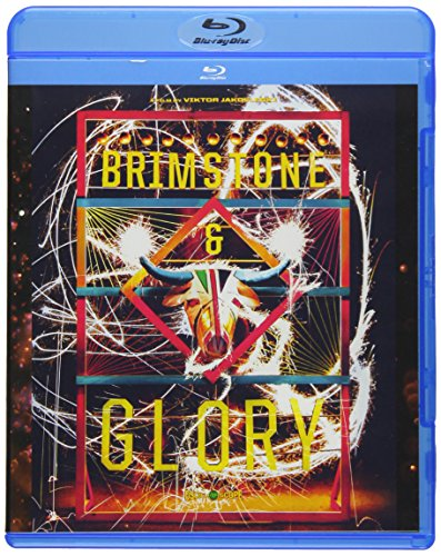 Blu-ray : Brimstone & Glory (Blu-ray)