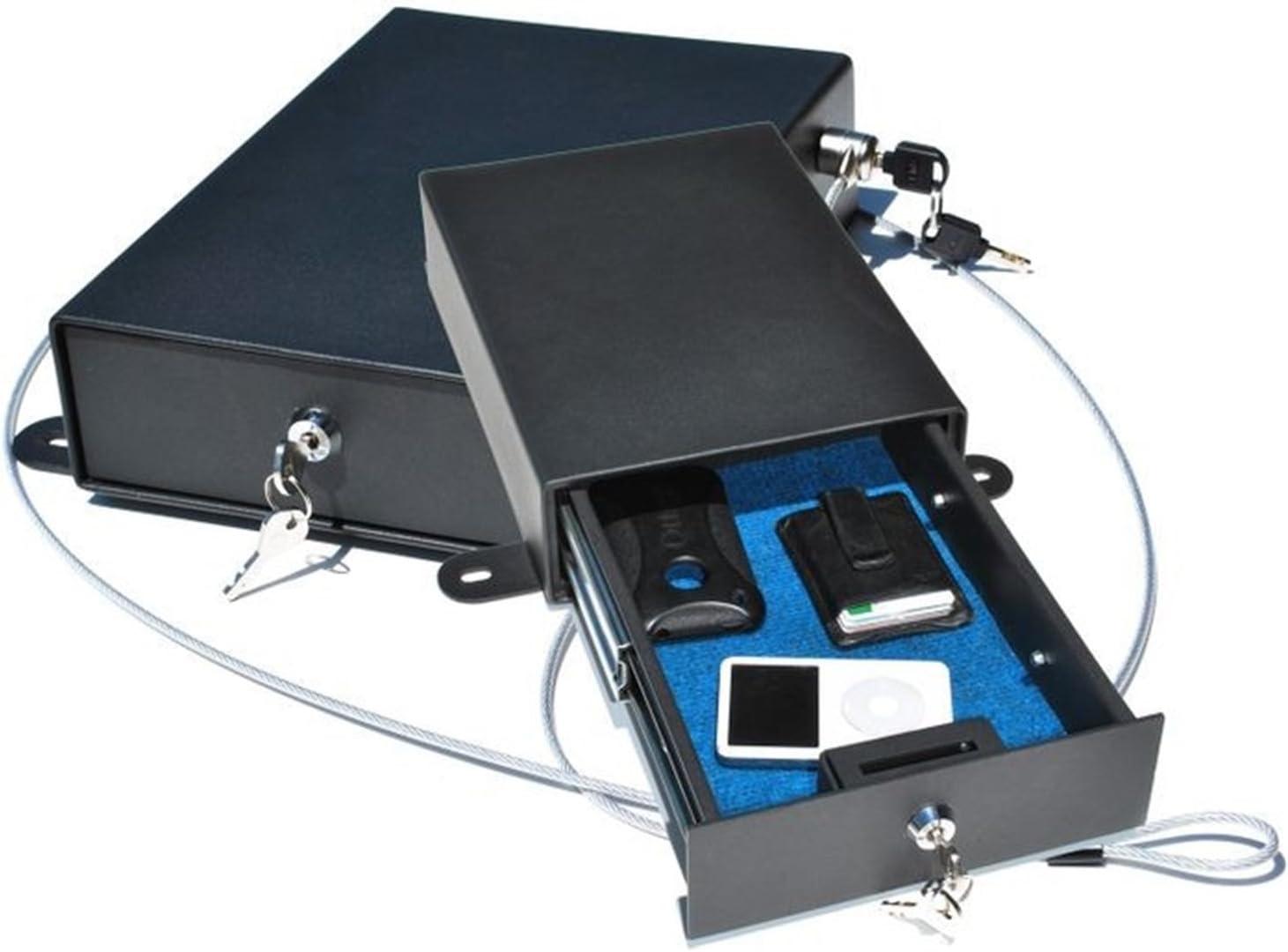 Accessories Bestop 4264301 Center Console Lockbox for 2011-2018 ...