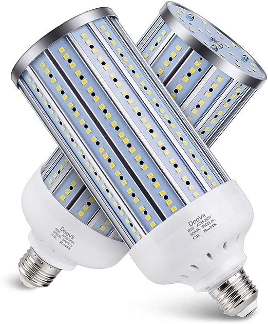 3 unidades nº 7 calles lámpara con tecnología LED