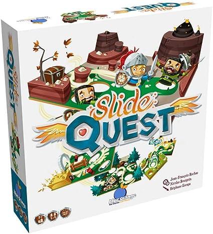 Blue Orange BLUSQW01 Slide Quest: Amazon.es: Juguetes y juegos