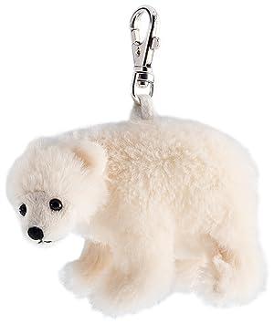 Schaffer 236 Llavero de Peluche Oso Polar iluk: Amazon.es ...